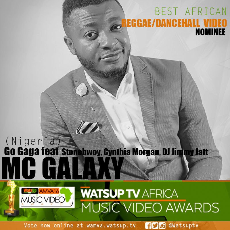 WatsUp TV - Vote : Best African Reggae/Dancehall Video